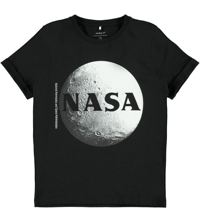 Name It Kids Nasa T-Shirt Male Knit S/S Tops