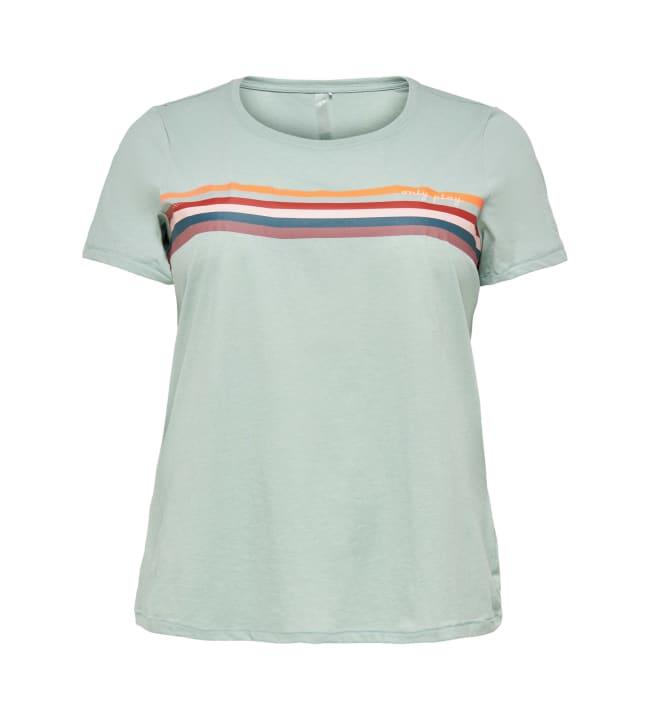 Only Play Curvy Onpfu naisten t-paita