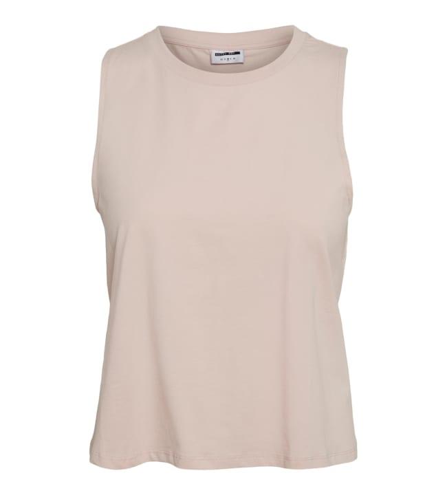 Noisy May Hailey naisten hihaton paita