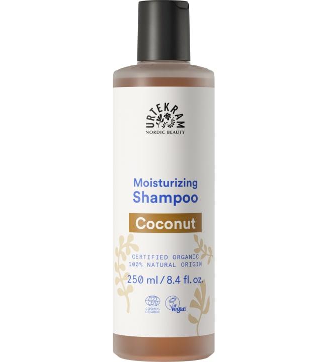 Urtekram Coconut 250 ml luomu shampoo