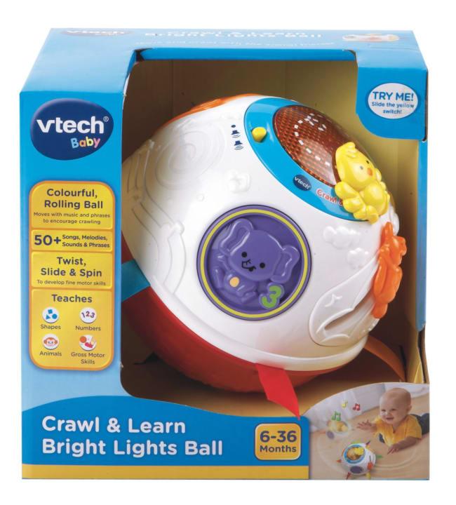 Vtech Baby suomeapuhuva soiva puuhapallo
