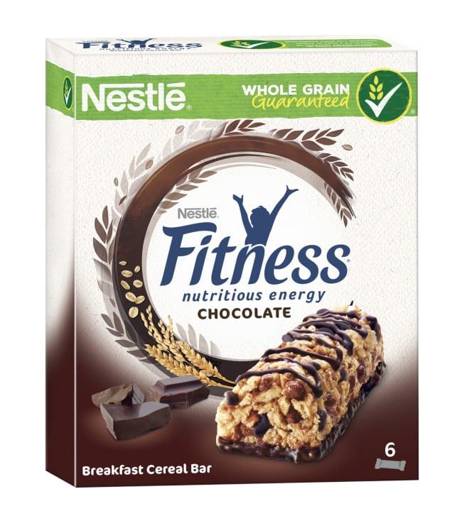 Nestlé Fitness 6x23,5 g suklainen viljapatukka