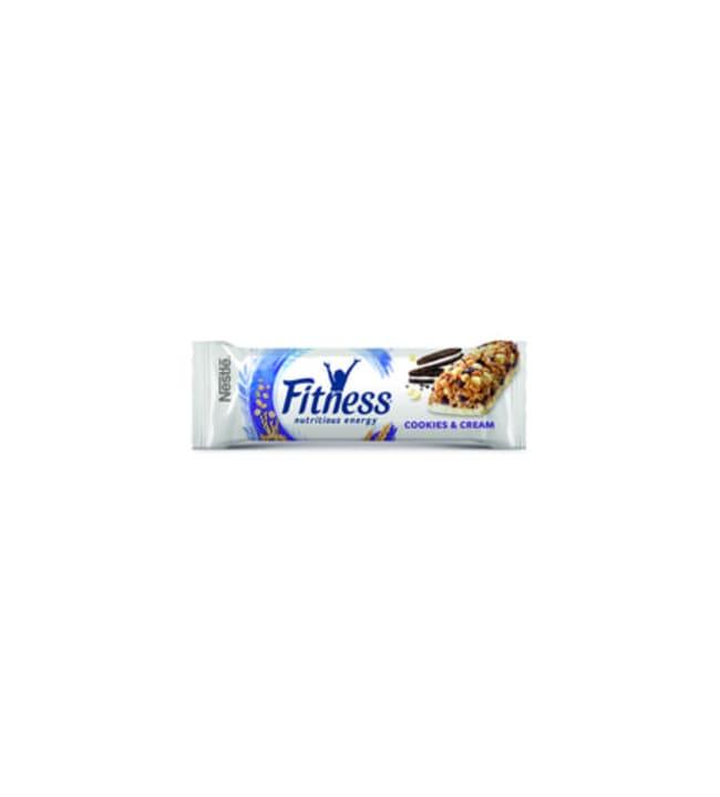 Nestlé Fitness Cookies & Cream 23,5 g viljapatukka