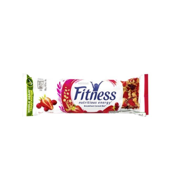 Nestlé Fitness Red Berries 23,5 g viljapatukka