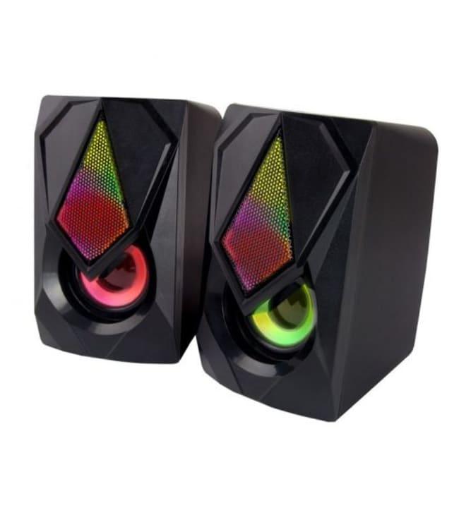 Esperanza 2.0 Led Rainbow Boogie tietokonekaiuttimet