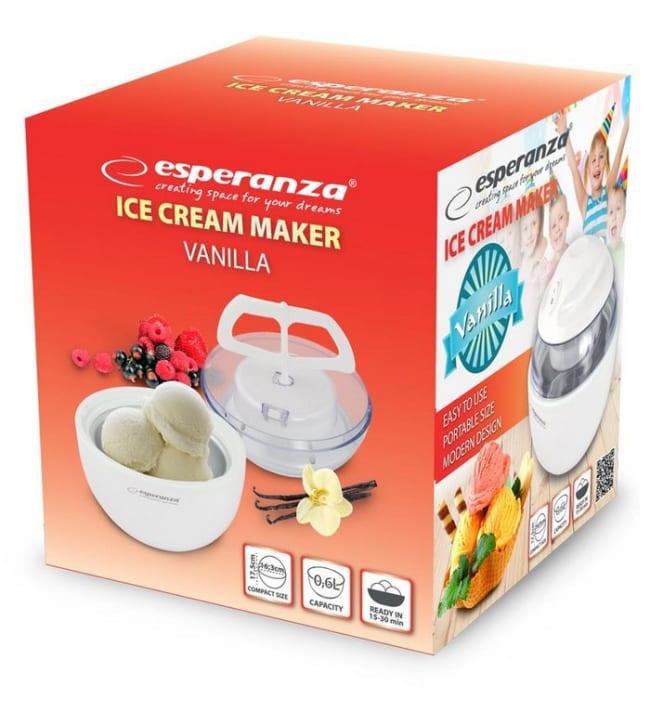 Esperanza EKI001 jäätelökone