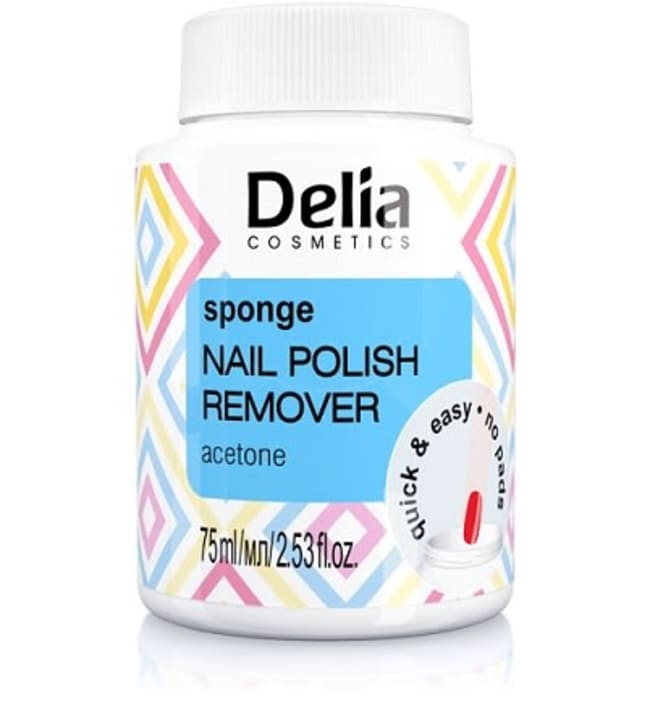 Delia puhdistussieni 75 ml kynsilakanpoistoaine