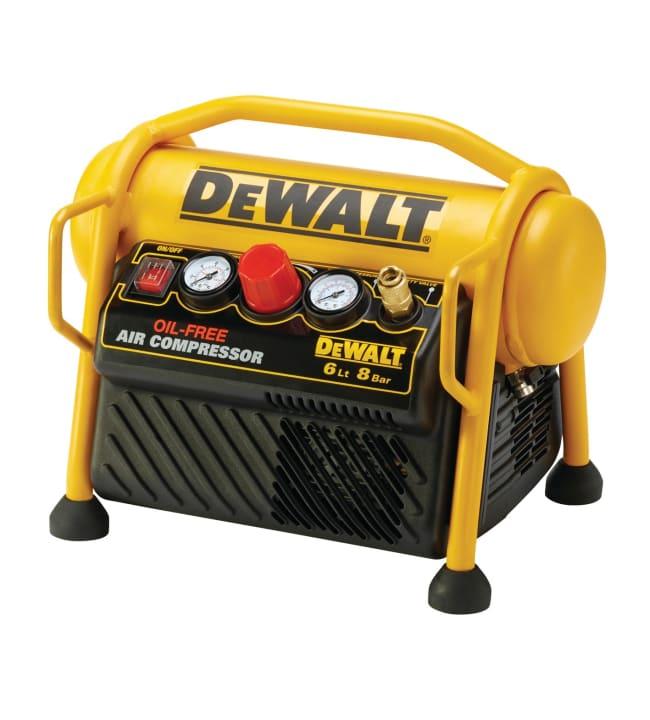 Dewalt DPC6MRC 6l kompressori