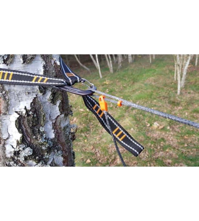 Bushmen Hammock suspension system light riippumaton kiinnityssetti