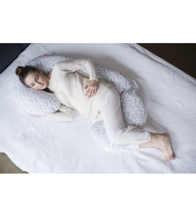 Motherhood harmaat oksat C –tyyny