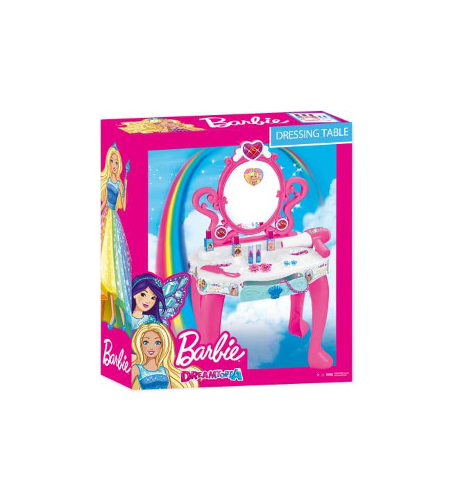 Barbie Dreamtopia kauneuspöytäsetti