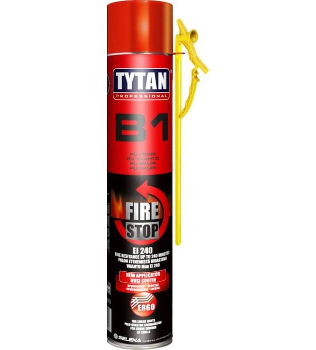 Tytan 750 ml palopillivaahto