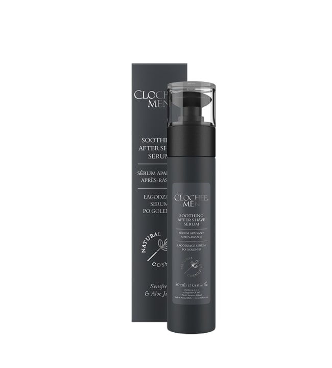 Clochee Men Soothing After Shave 50 ml seerumi