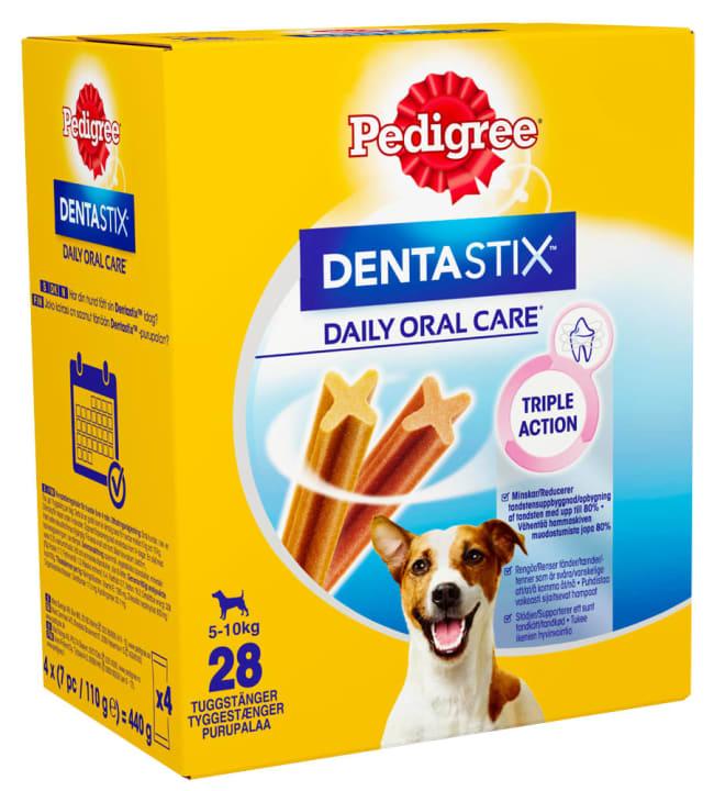 Pedigree Dentastix 4 kpl 110 g 28 kpl puruluu