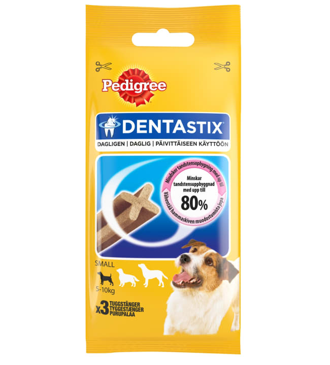 Pedigree Dentastix 45 g pienille koirille