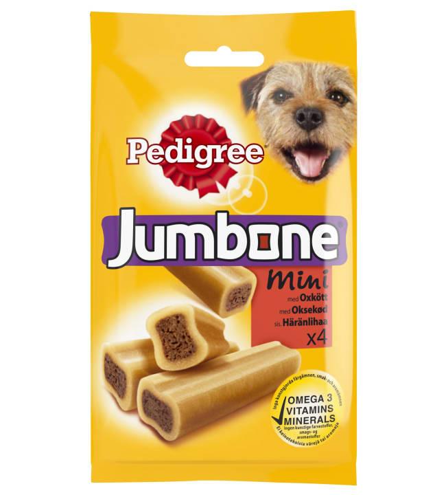 Pedigree Jumbone Mini 180 g häränliha