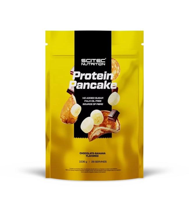 Scitec Nutrition Choco Banana 1036 g proteiinipannukakkujauhe