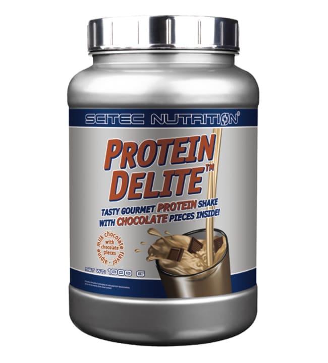 Scitec Nutrition Protein Delite Alpine Milk Chocolate 1000 g proteiinijauhe