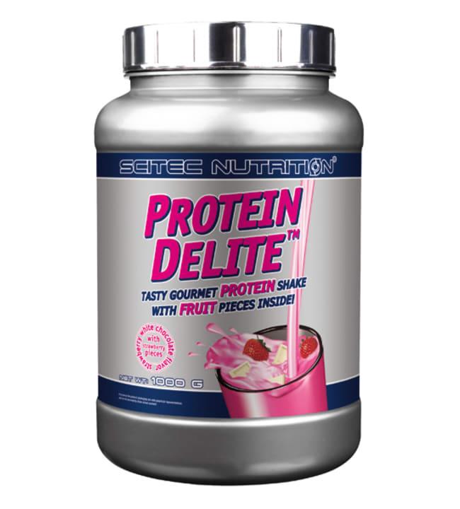 Scitec Nutrition Protein Delite Strawberry/White Chocolate 1000 g proteiinijauhe