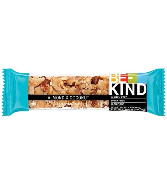BE-KIND Almond & Coconut 40 g patukka