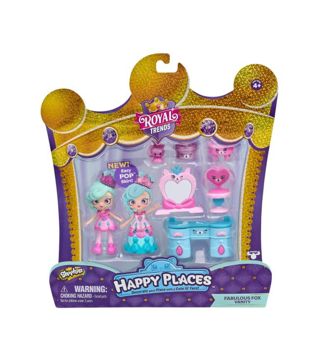 Shopkins Happy Places S8 leikkisetti