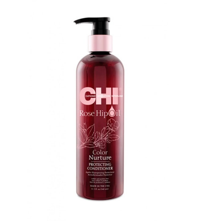 Chi Rose Hip Oil Protecting 340 ml hoitoaine