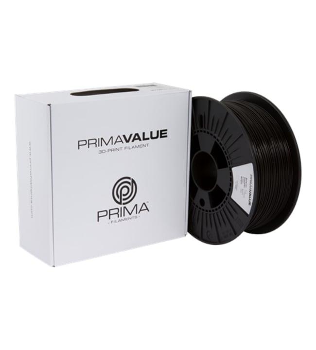 Prima PrimaValue 1.75mm 1kg musta PLA filamentti