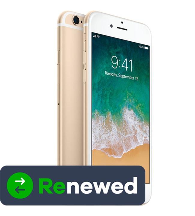 RENEWED iPhone 6S 64GB älypuhelin