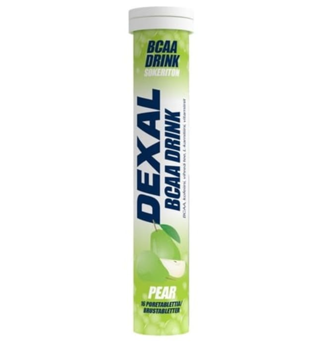 Dexal BCAA Drink Päärynä  16 kpl poretabletti