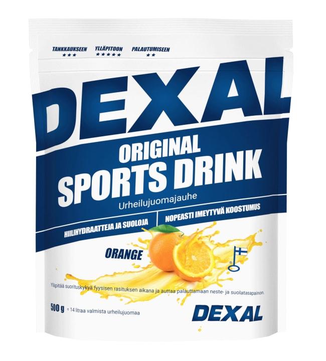 Dexal Original Appelsiini 500 g urheilujuomajauhe