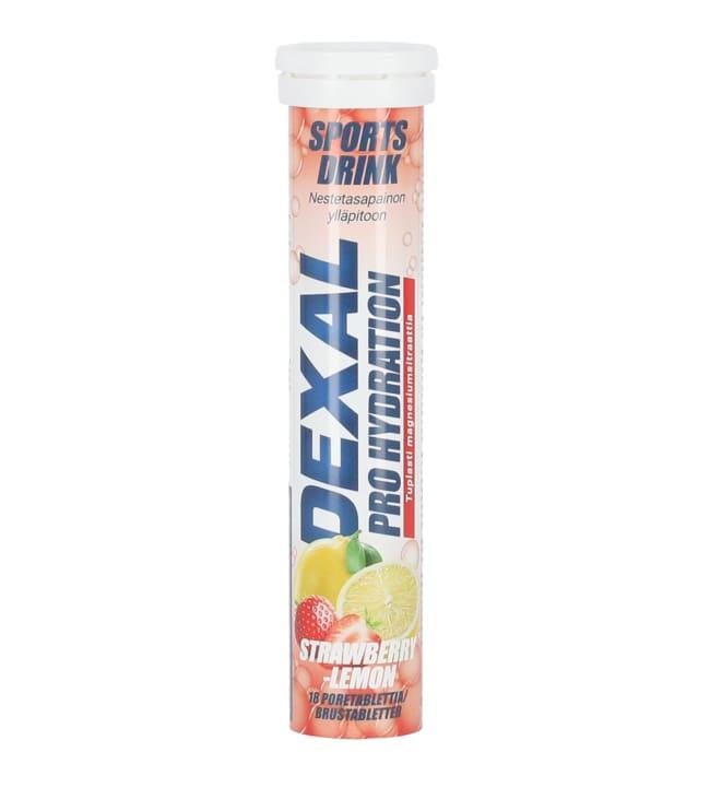 Dexal Pro Hydration Strawberry-Lemon 18 poretabl. urheilujuoma
