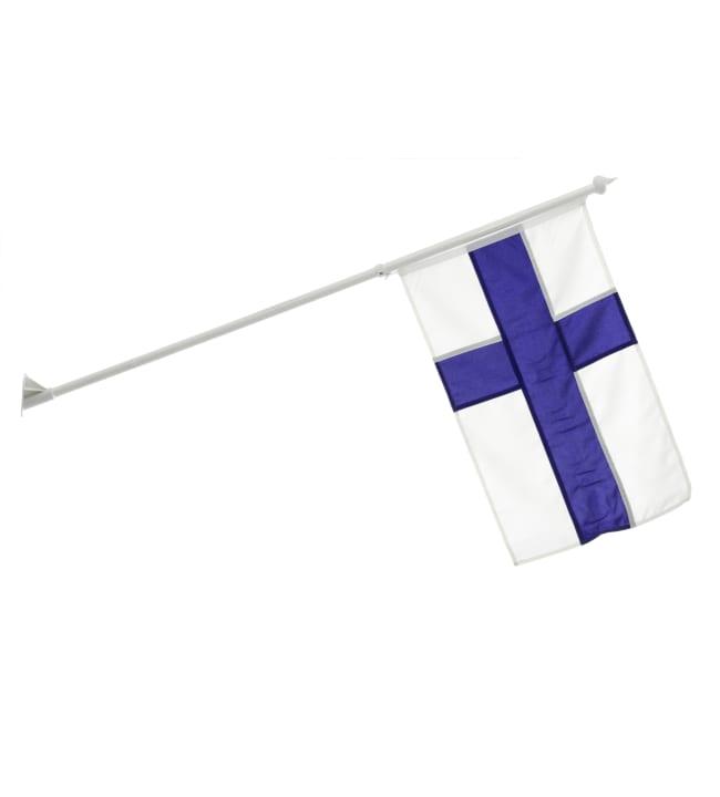 TT 70 x 45 cm seinään Suomenlippu