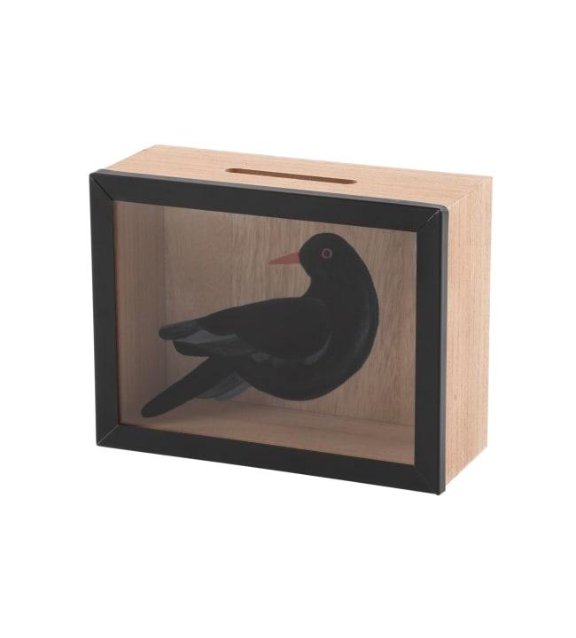 4Living Blackbird Säästölipas