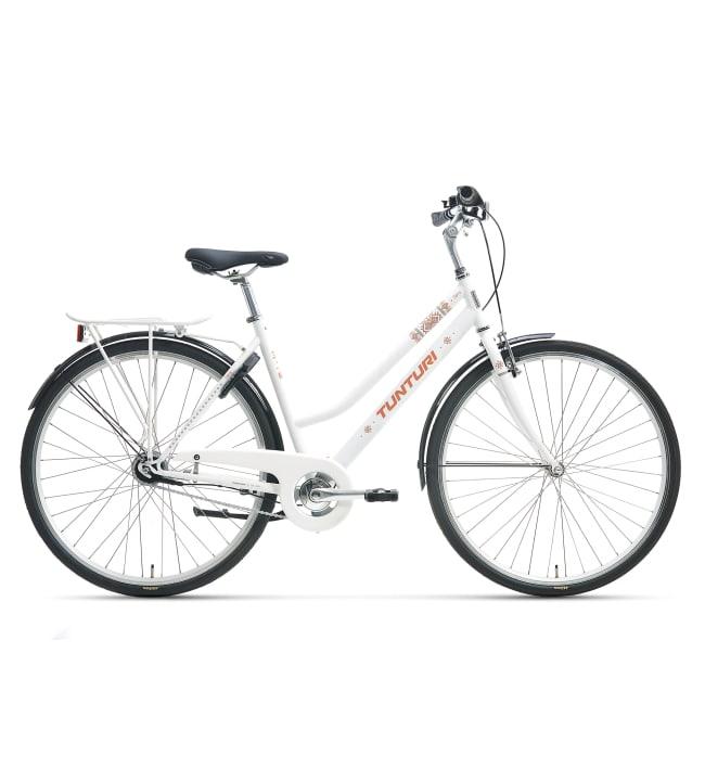 """Tunturi Tiffany 28"""" 7-v naisten polkupyörä"""