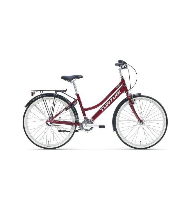 """Tunturi Voice 24"""" 3-v tyttöjen polkupyörä"""