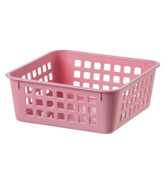 SmartStore Colour Basket 1 roosa kori
