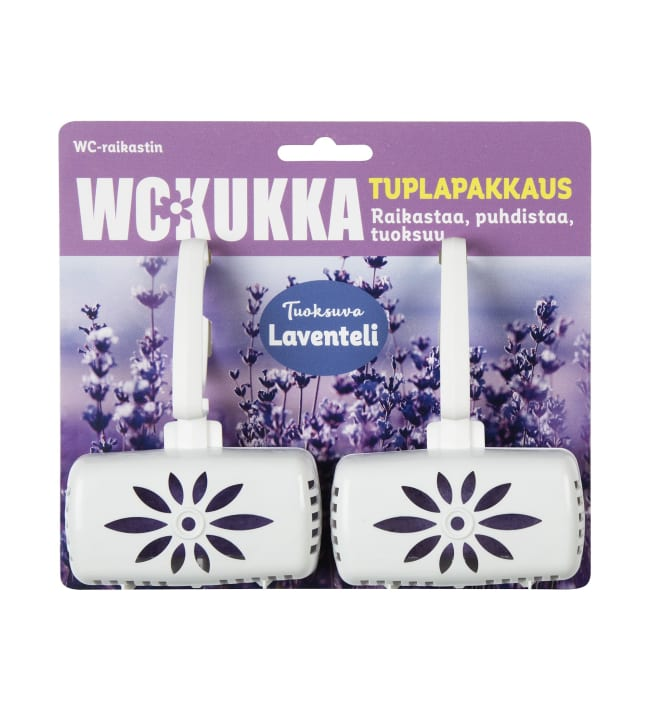 WC-Kukka Laventeli 2x50 g raikastin