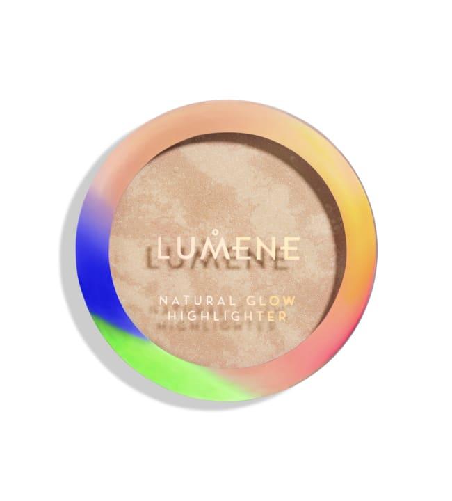 Lumene Natural Glow Highlighter 8,5 g korostuspuuteri