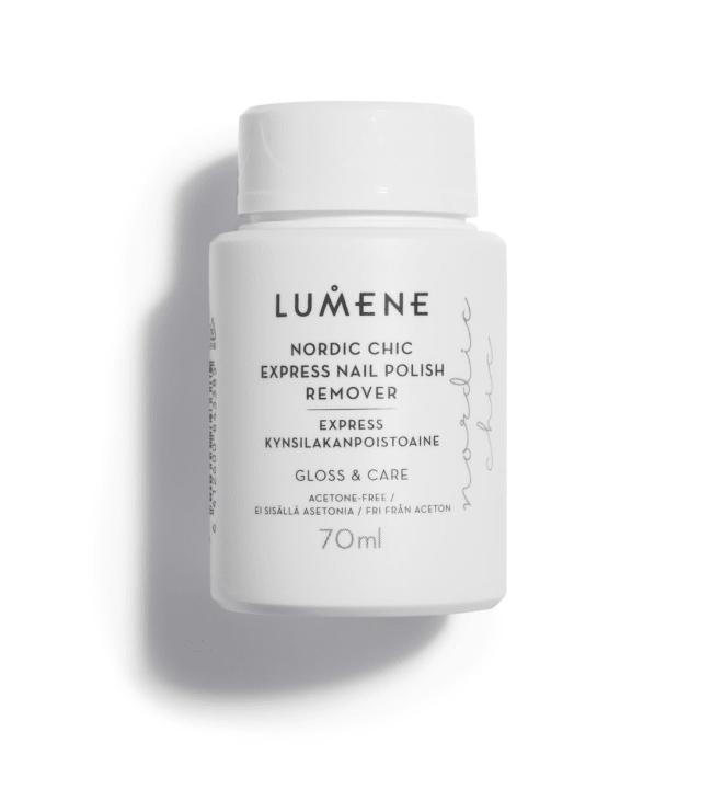 Lumene Nordic Chic 70 ml kynsilakanpoistoaine