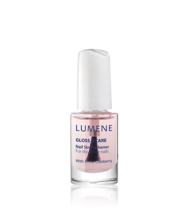 Lumene Gloss & Care 5 ml kynnenvahvistaja