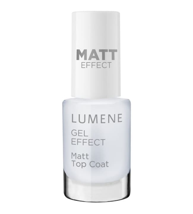 Lumene Gel Effect Matt Top Coat lakka