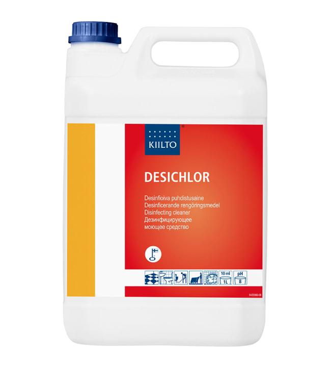 Kiilto Desichlor desinfioiva puhdistusaine