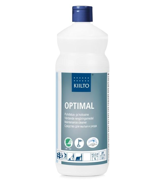 Kiilto Optimal 1 l lattian puhdistus- ja hoitoaine