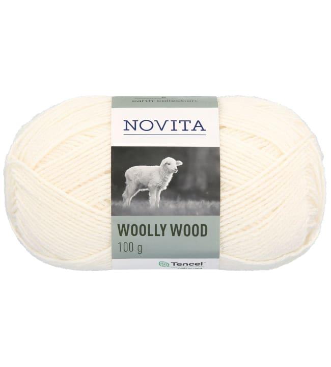 Novita Woolly Wood 100g lanka