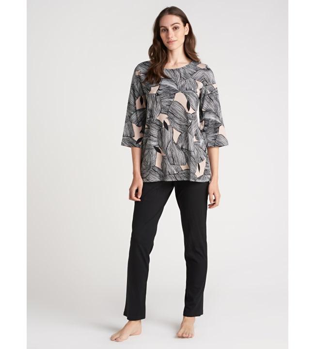 Nanso Punos naisten pyjama