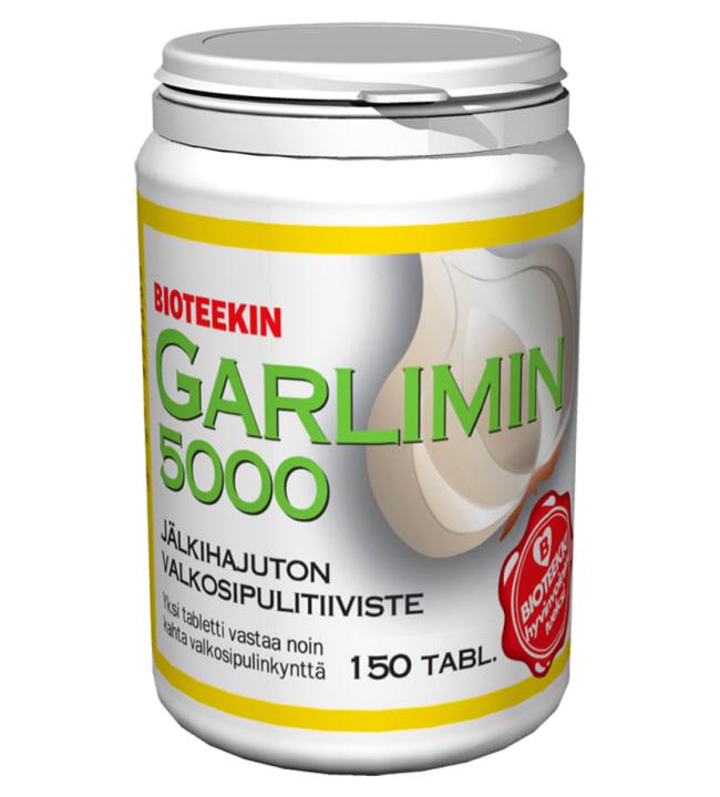 Garlimin 5000 150 tabl. valkosipulivalmiste