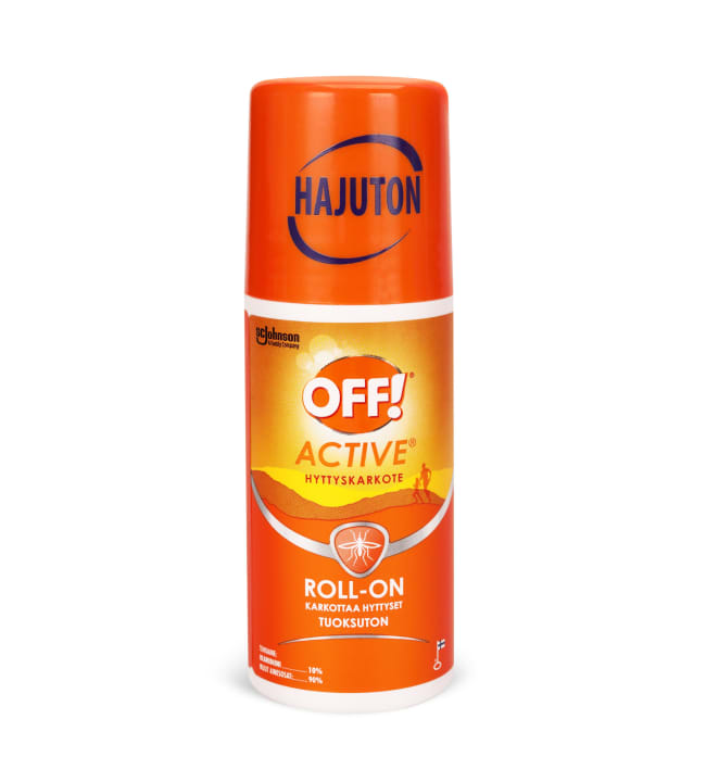 Off active 60 ml roll-on