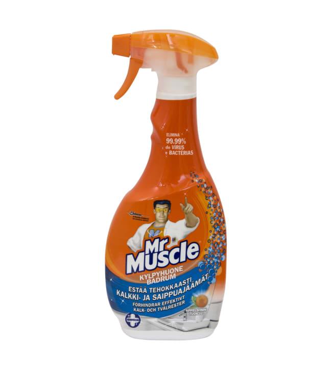 Mr Muscle Kylpyhuone 500 ml puhdistusaine