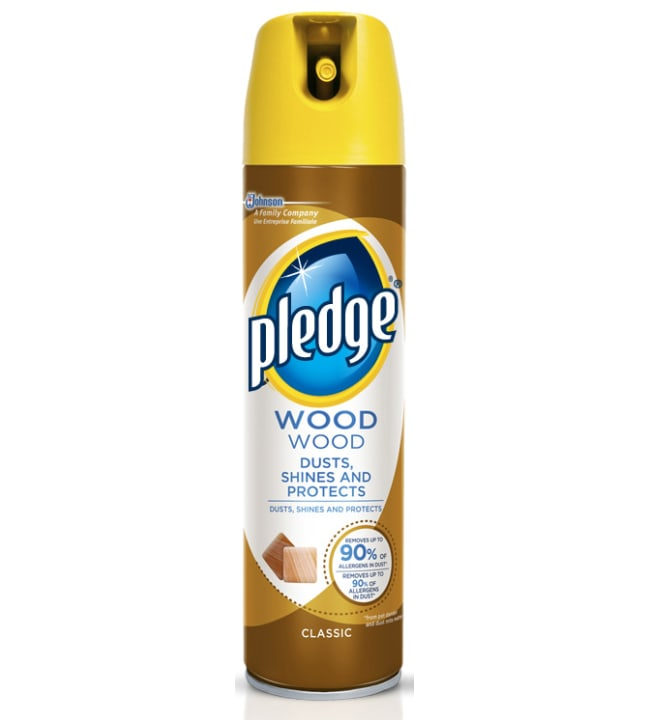 Pledge Wood 250 ml huonekaluaerosoli