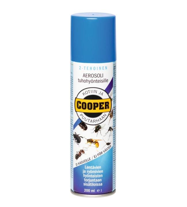Cooper 200 ml aerosoli tuhohyönteisille